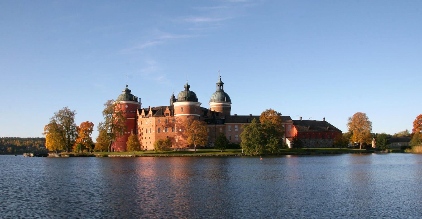 Mariefred och Gripsholms Slotts historia